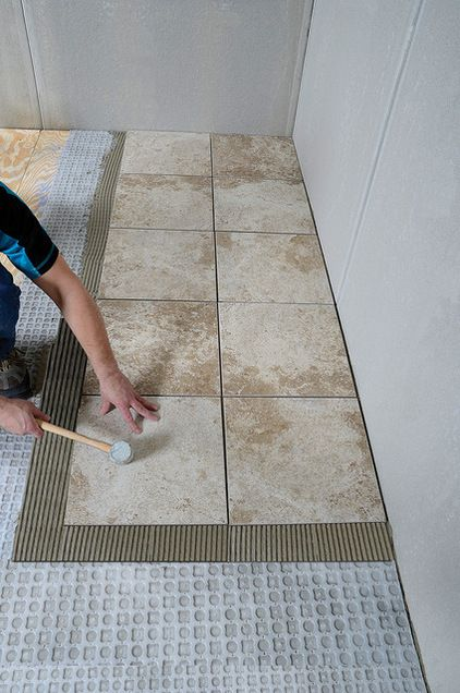Why Bathroom Floors Need To Move Want To Prevent Popped Up Tiles And