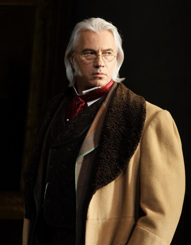 La Traviata, Royal Opera House (abril 2014). Dmitri Hvorostovsky #VerdiMuseum
