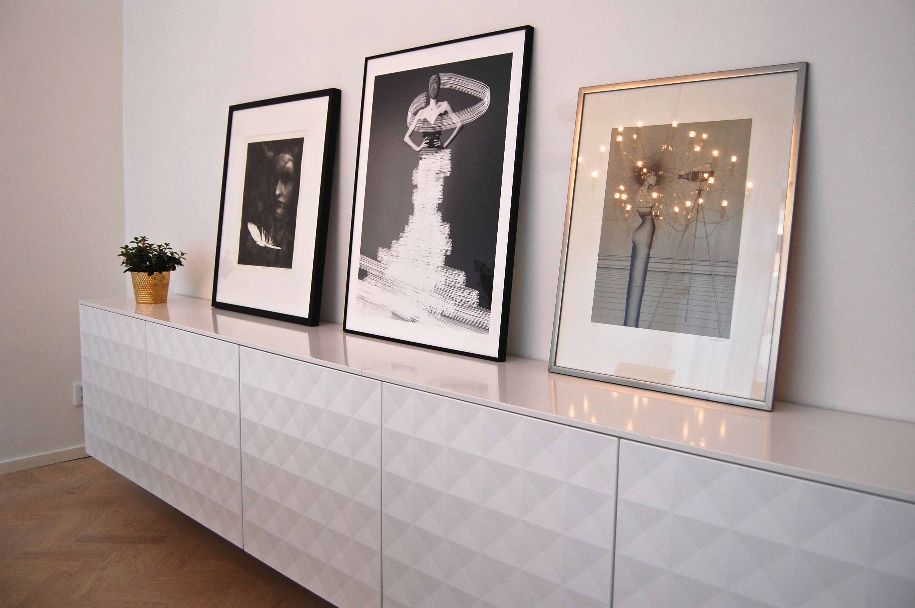 Diy Vagghangt Sideboard Wohnzimmer Ideen Wohnung Inneneinrichtung Ikea Hack Wohnzimmer