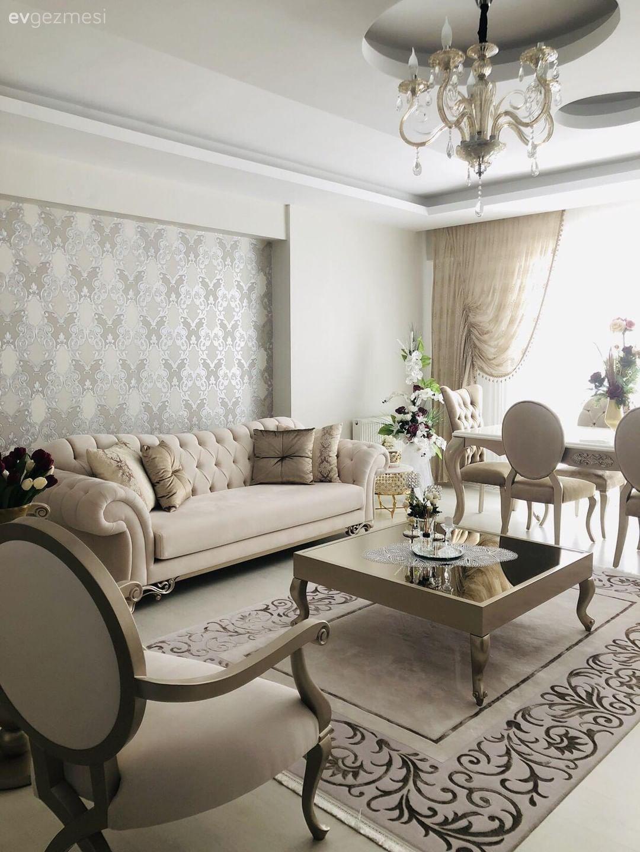 Bu Evin Her Odasında Farklı Stil, Farklı Ortamlar Var | Ev Gezmesi