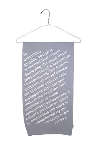 DEFINITION SCARF  http://www.shopmatterial.com/collections/apparel // #MATTERIAL