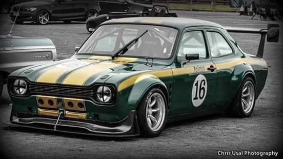 Malaysian Oldskool Time Attack Ford Motorsport Ford Classic