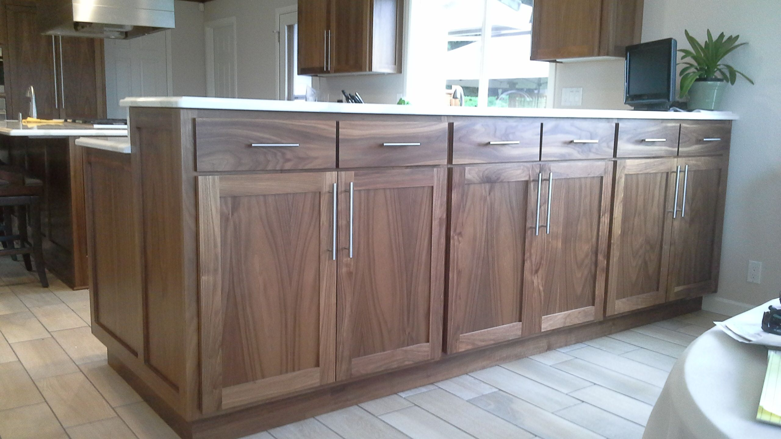 See Our Work Cornerstone Cabinetry Fine Craftsmanship Attention To Detail Walnut Cabinets Cost Of Kitchen Cabinets Black Kitchen Cabinets
