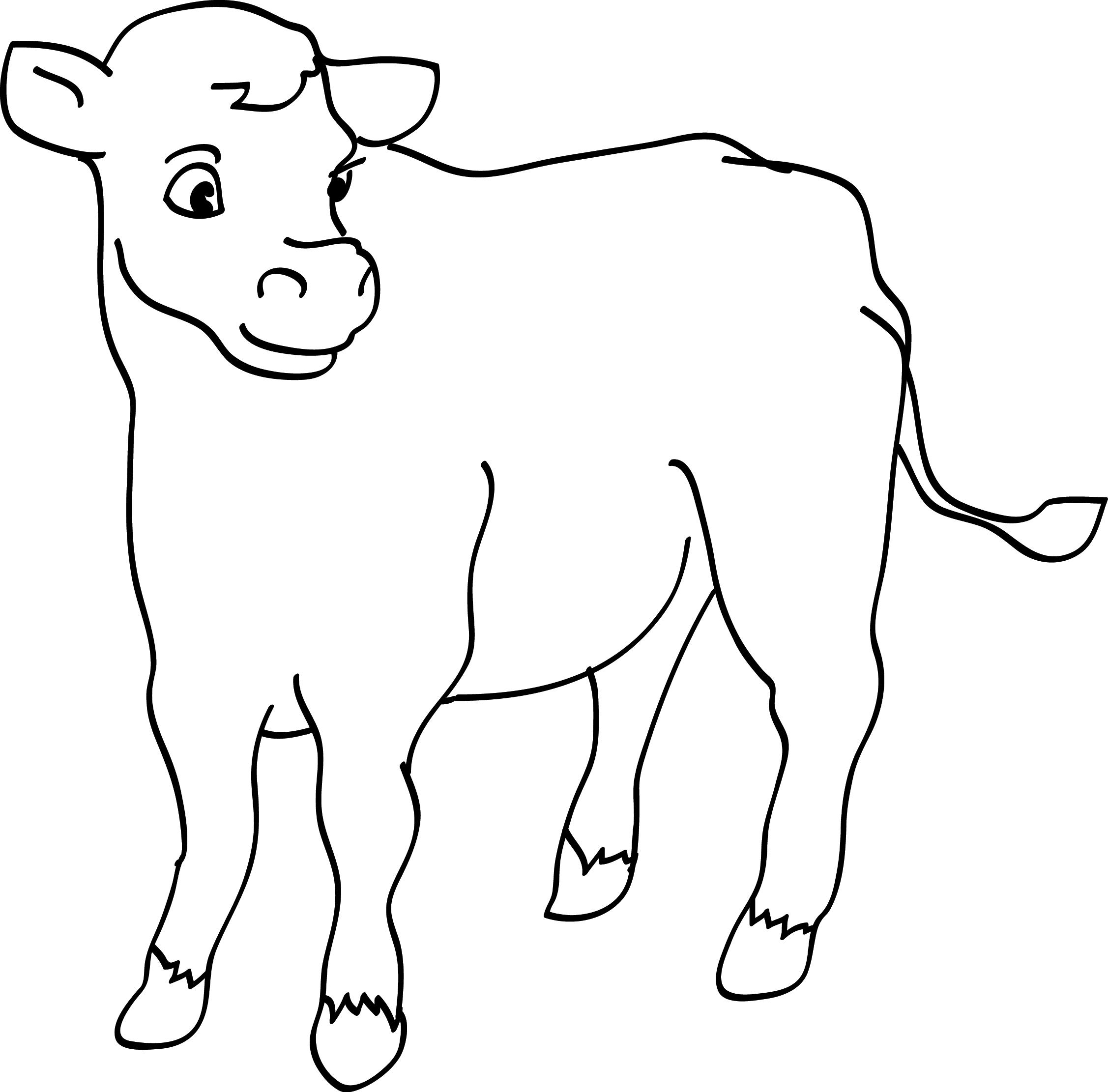 bildergebnis für ausmalbilder bauernhoftiere kuh