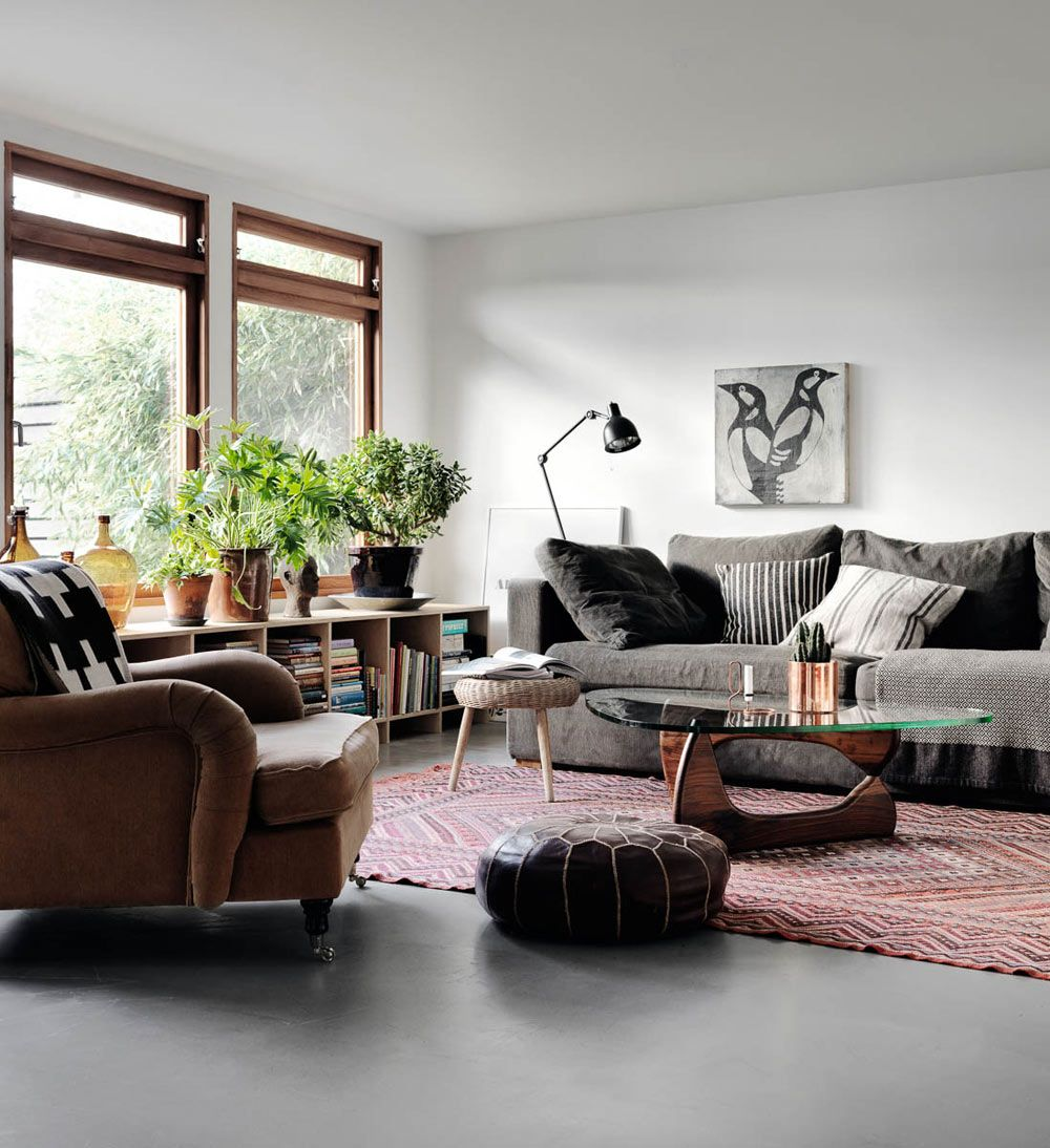 best living room chair%0A Eclectic Scandinavian living room style at it u    s best   Oracle Fox