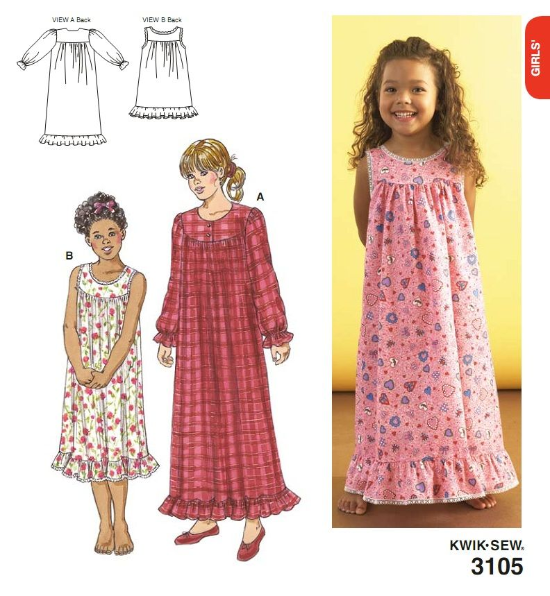 all pattern images used with permission of KWIK SEW | Crafting ...