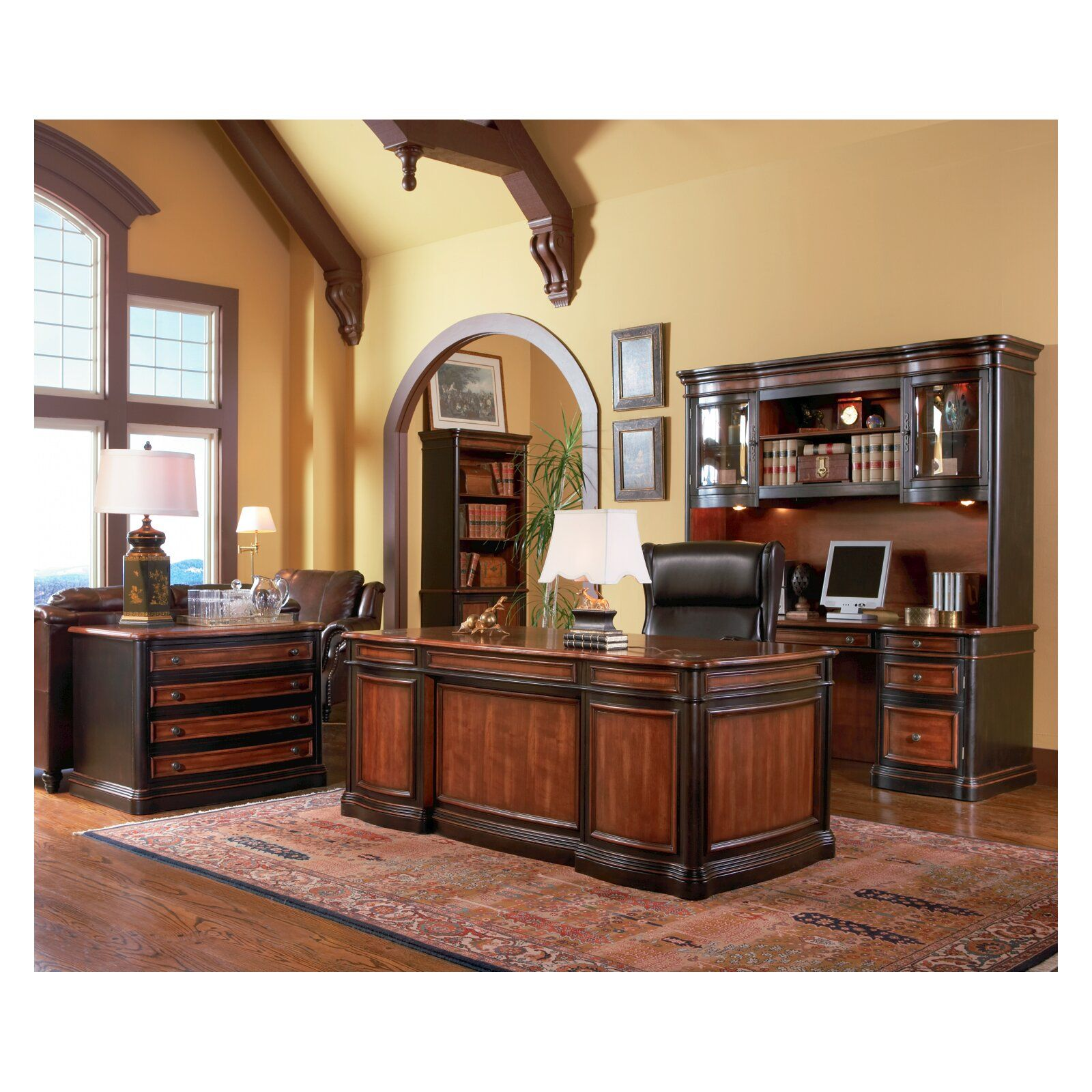 Wildon Home® Corning Standard Bookcase