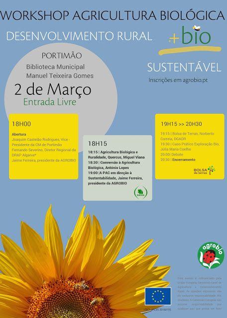 Algarve 7: Agricultura Biológica em grande destaque na Biblio...