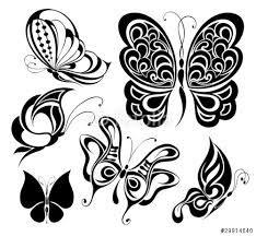 Resultado de imagem para tattoo butterfly delicate