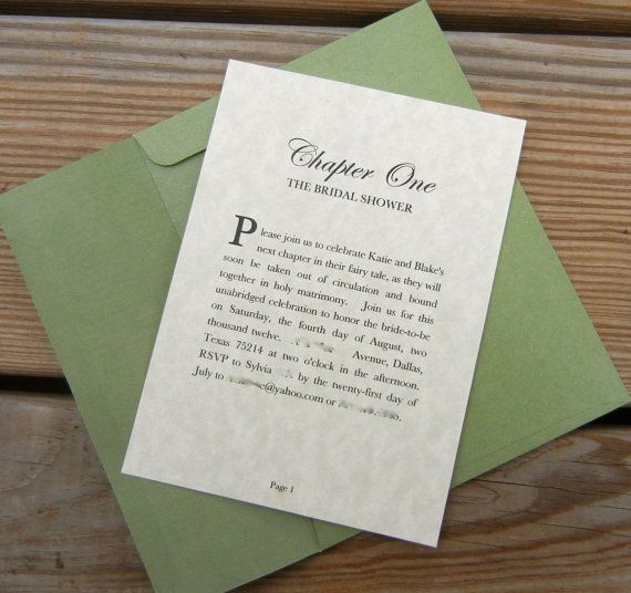 fairytale bridal shower invitations w envelopes 10 pack 2000 via etsy i would die for a fairy tale bridal shower