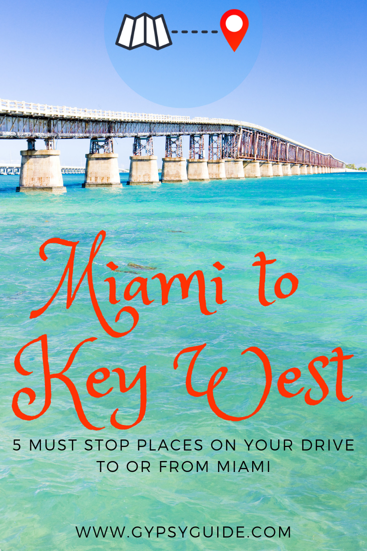 Top 5 Places To Stop on a Drive from Miami to Key