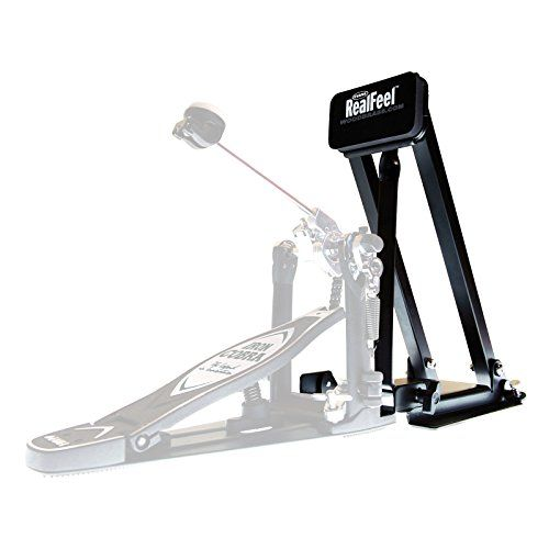 RealFeel by Evans Folding Bass Pedal Practice Pad Evans, Kick Drum Practice Pad, $61.28 on Amazon