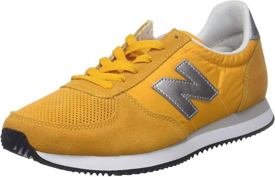New Balance Herren 220 Sneaker Gelb (Gold Rush/Silver FA ...