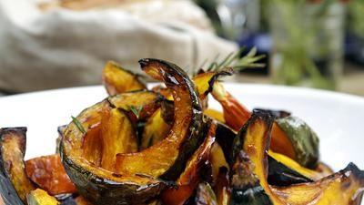 LA Times - Recipe: Weiser Farms roasted squash