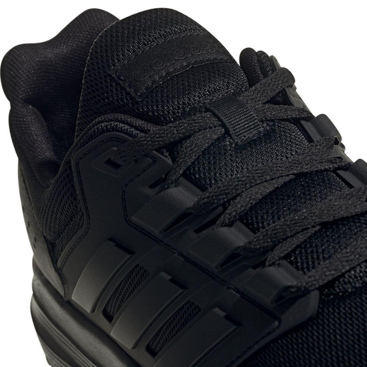 Buty biegowe adidas Galaxy 4 M EE7917 czarne Czarne buty