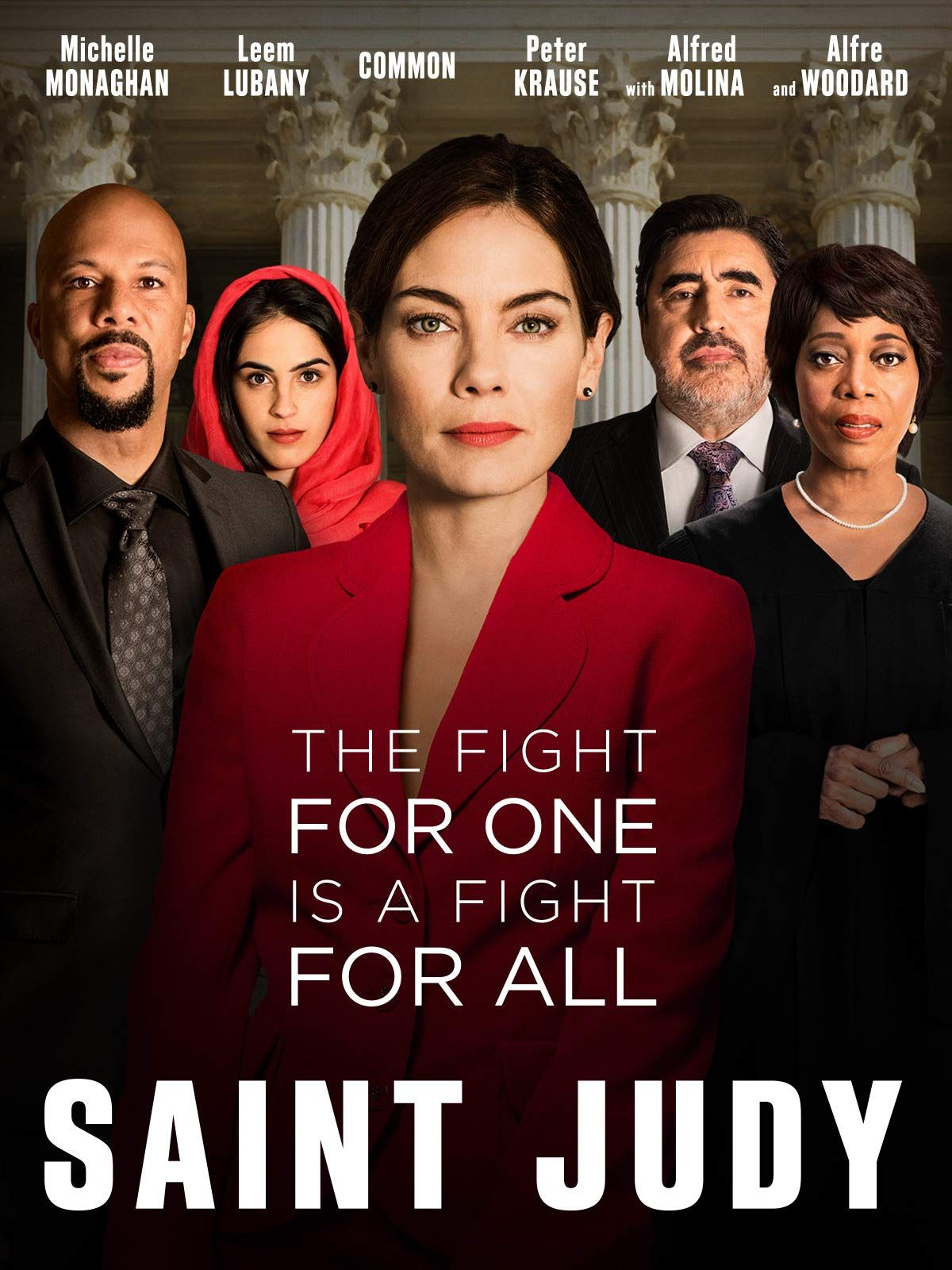 The true story of immigration attorney Judy Wood as she