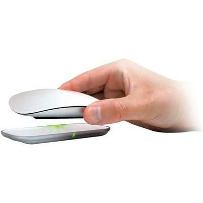 Mobee Magic Charger, inductief oplaadstation en accu voor Apple Magic Mouse-muis
