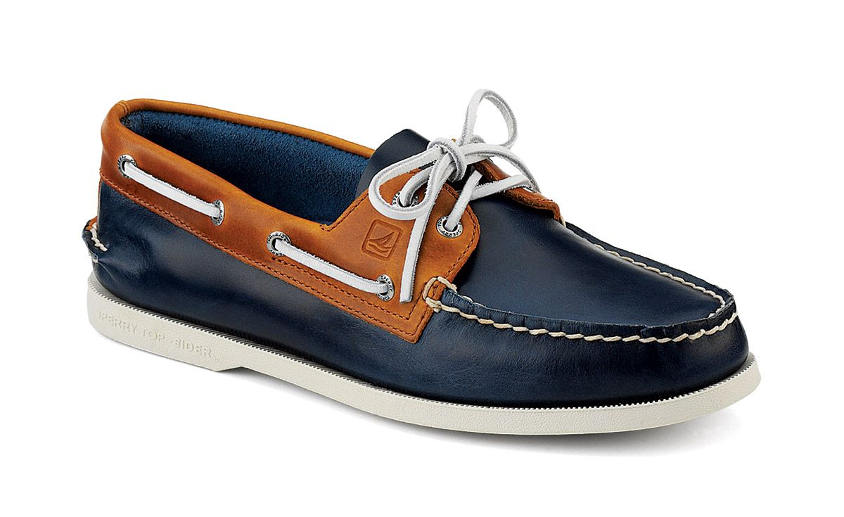 Sperry Top Sider Men's Authentic Original Cyclone Leather 2