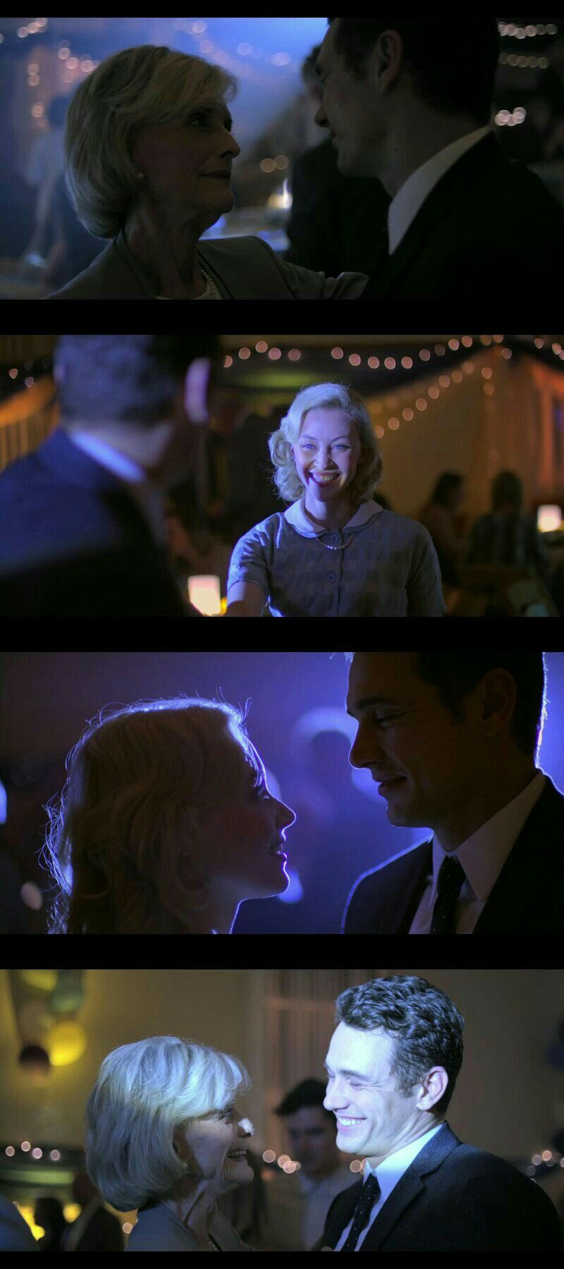 11.22.63   Jake Epping: Did you have a happy life? Sadie Dunhill: Well, I do work that matters. I love all the people in my life. I have a dog. My life has had its challenges, but, yes, yes, I am very happy. Why do you ask? Jake Epping: You seem like you deserve it. Sadie Dunhill: I swear I know you. Who are you? Jake Epping: Just someone you knew in another life.