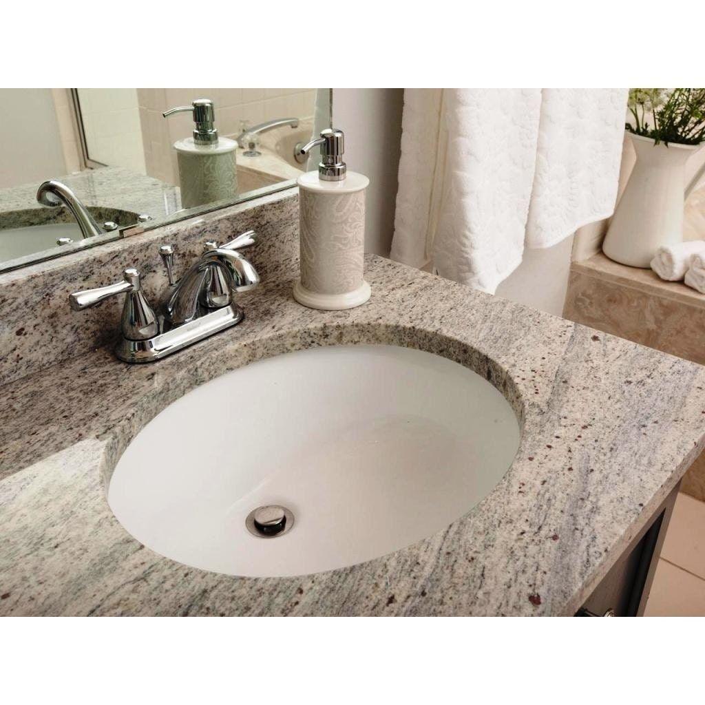 19 3 8 Inch European Style Oval Shape Porcelain Ceramic Bathroom