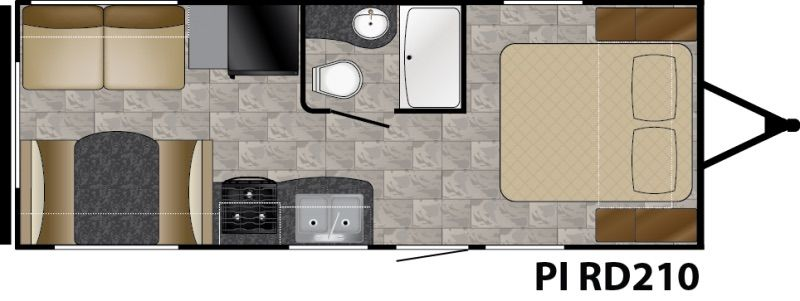 New Pioneer Travel >> Sneak Peek Of Our Brand New Pioneer Rd 210 The Ideal Couple S