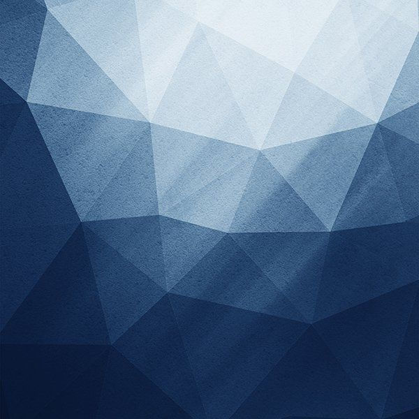 Wallpaper-vz49-polygon-blue-texture-abstract-pattern