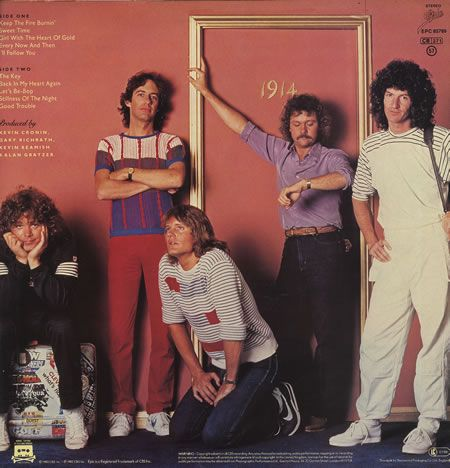 Reo Speedwagon Good Trouble Back Reo Speedwagon Rock And Roll