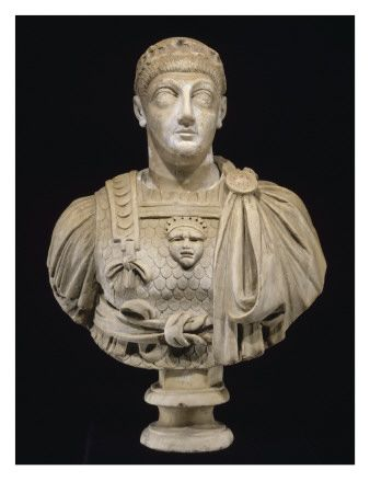 16 March - Flavius Placidius Valentinianus Augustus, Emperor Valentinian III was murdered by two Hunnish mercenaries, probably in the pay of the wealthy and influential senator Petronius Maximus, whose wife was raped by the emperor the year before - while the Huns, Optilia and Thraustila, took revenge for the murder of their old commander, magister militum Flavius Aetius, ordered by Valentinian in 453.