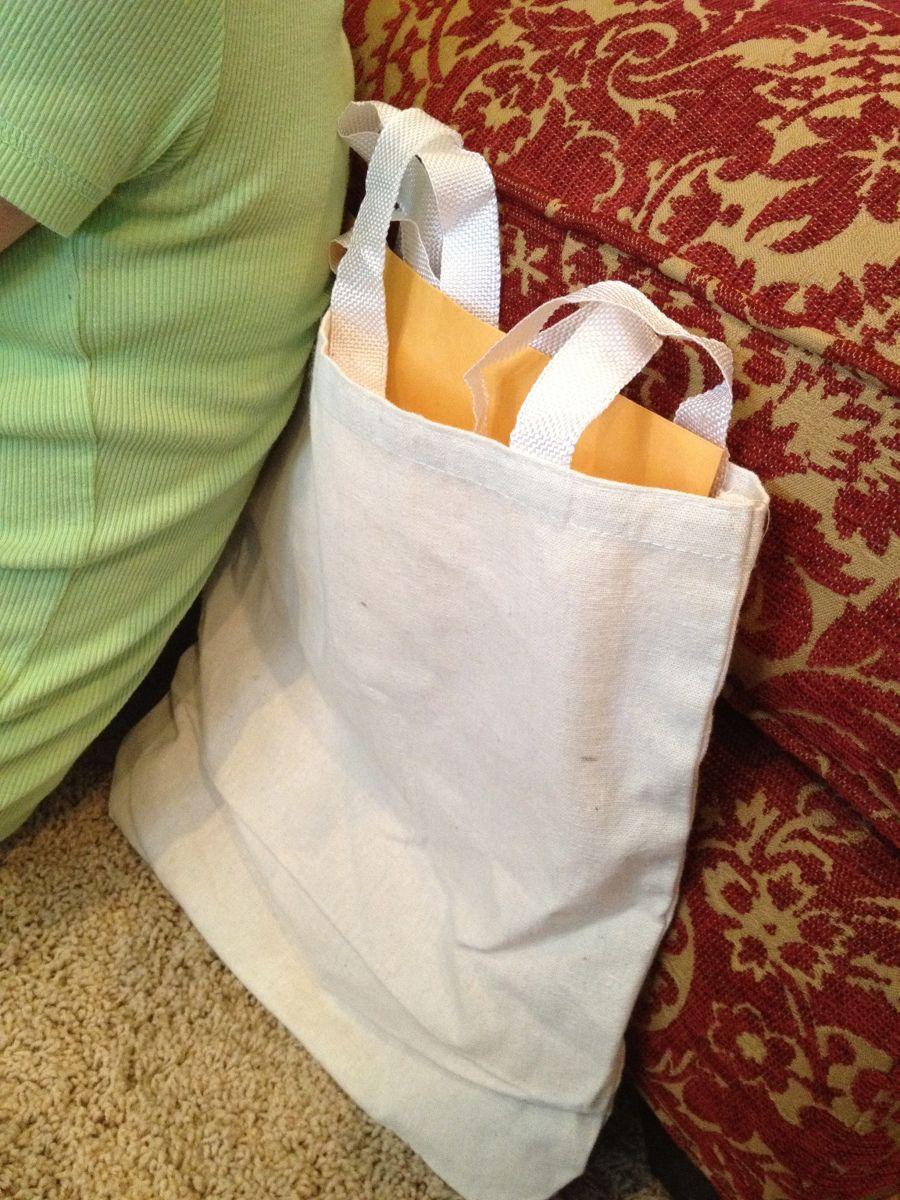 Activity Days Babysitting Bags Babysitting bag