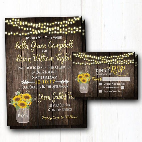 Sunflowers collection by asweetlifedesigns this beautiful sunflower sunflowers collection by asweetlifedesigns this beautiful sunflower themed invitation design package will set a warm and inviting tone for your rus stopboris Image collections