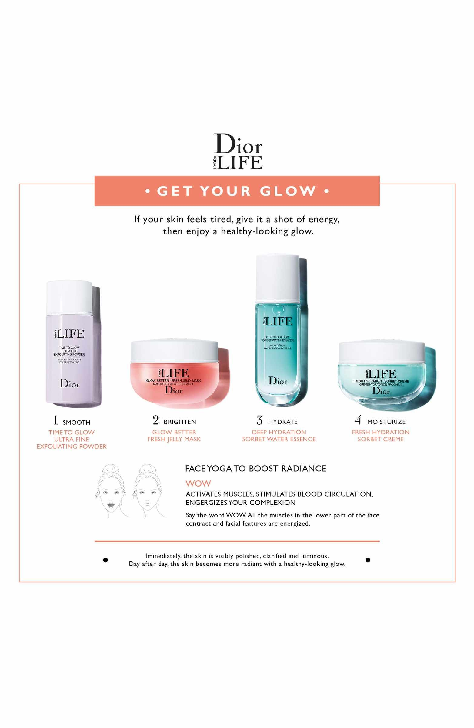 Hydra Life Glow Better Fresh Jelly Mask by Dior #20