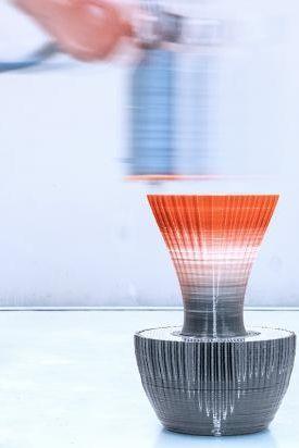 3DDruck Möbel und Häuser schnell hergestellt 3DDruck