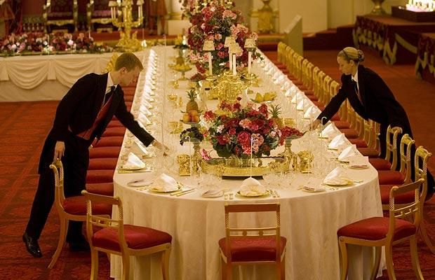 Dining At The Palace Royal Table Buckingham Palace Boutique Hotel Paris