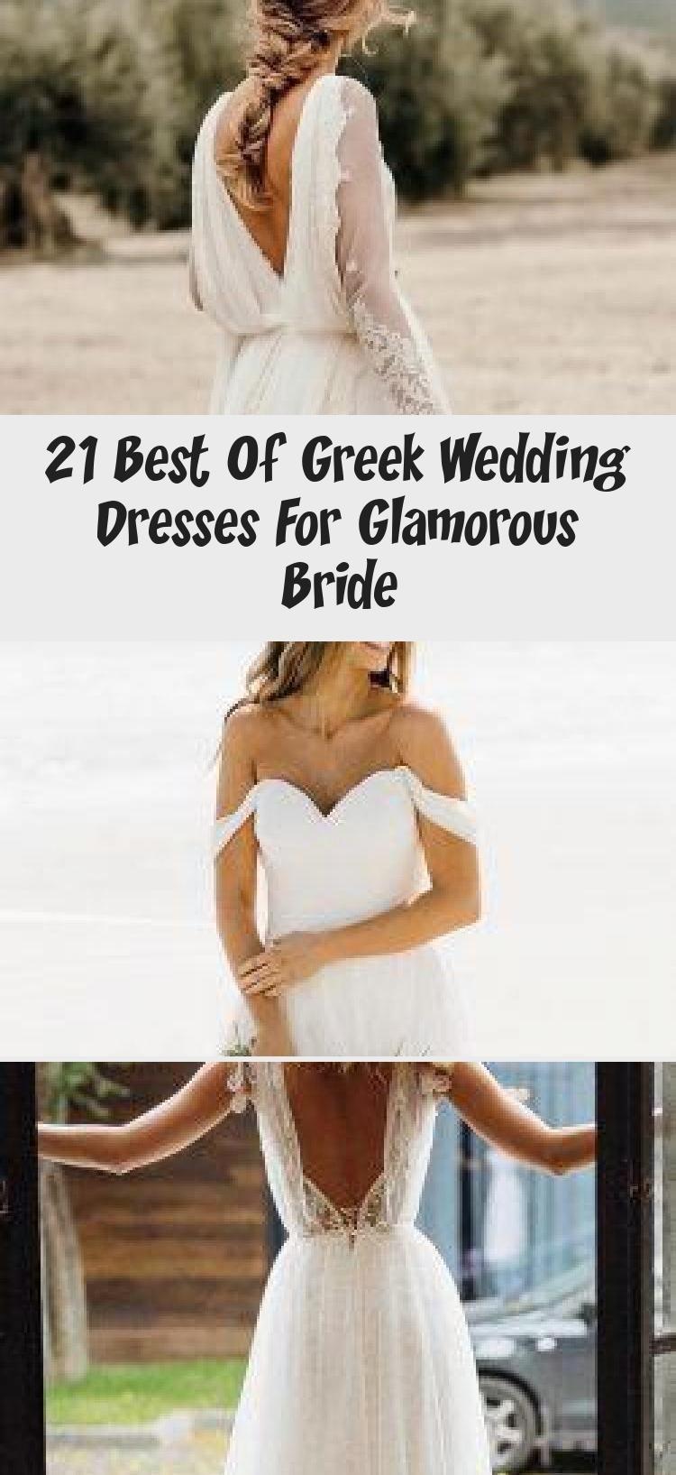 21 Best Of Greek Wedding Dresses For Glamorous Bride - Clothing & Dress #greekweddingdresses 21 Best Of Greek Wedding Dresses For Glamorous Bride | Wedding Forward #weddingdressesguestPants #weddingdressesguestChic #Autumnweddingdressesguest #weddingdressesguest2018 #Augustweddingdressesguest #greekweddingdresses
