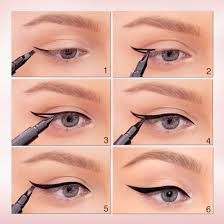 Image Result For How To Apply Pencil Eyeliner Step By Pictures