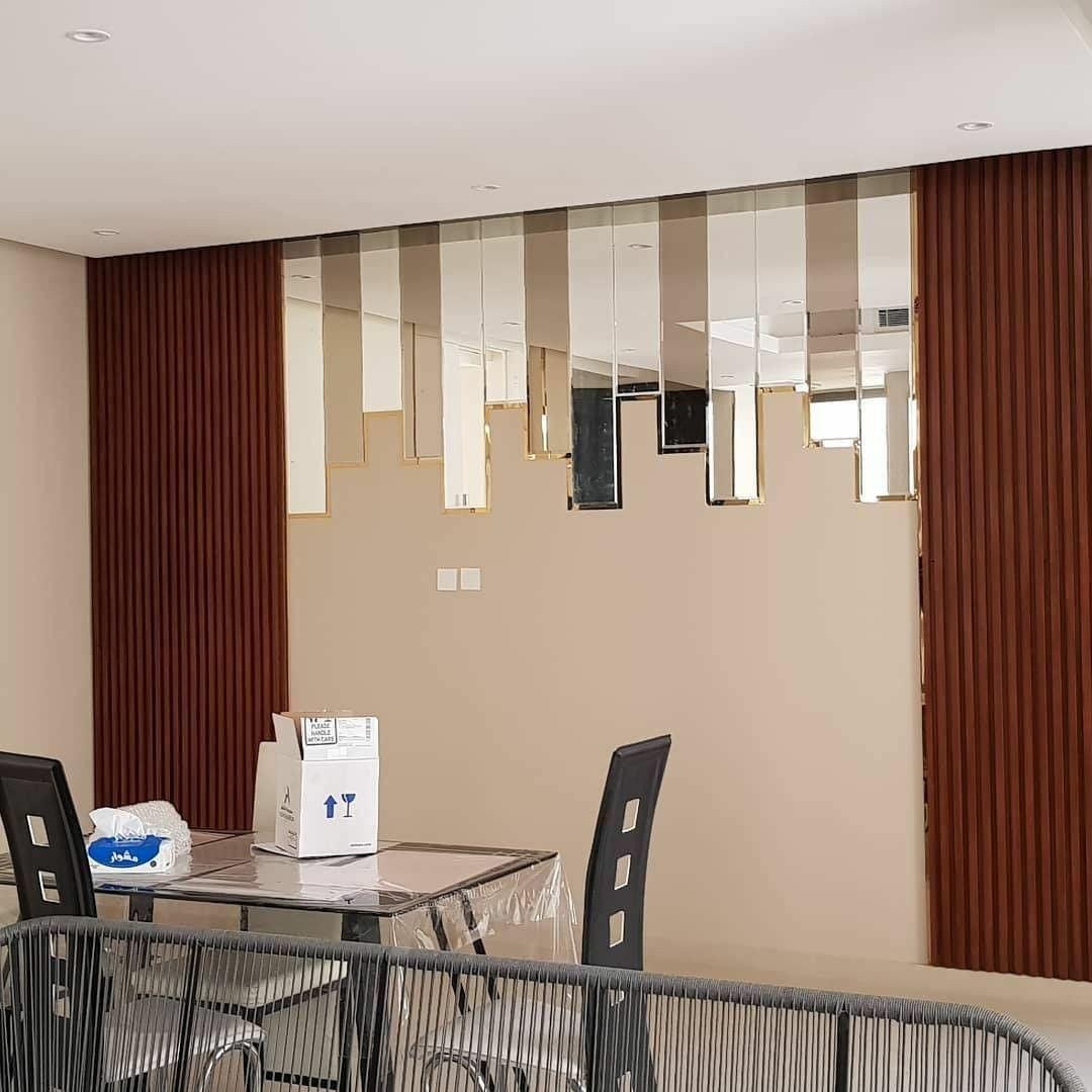 بديل الخشب Pvc ديكورمرايا سرائح ديكورات خشبيه ديكور جدران ديكور خشب جدران لتواصل الرياض0535711713 Home Decor Home Decor