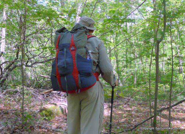 Granite Gear Virga 2 Backpack Review Section Hikers Backpacking Blog Backpack Reviews Granite Gear Backpacking Gear