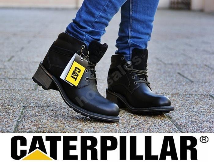 Botki Caterpillar Missy 38 5 Kozaki Militarne Blog 3598077550 Oficjalne Archiwum Allegro Dc Sneaker Boots Biker Boot