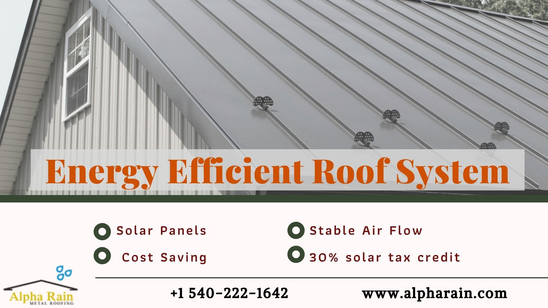 Virginia Metal Roof Specialists In 2020 Metal Roofing Systems Energy Efficient Roofing Metal Roof