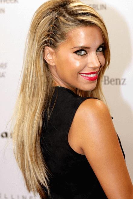 Blond Frisur Lange Haare Naturlich Frisuren Lange Haare Glatte
