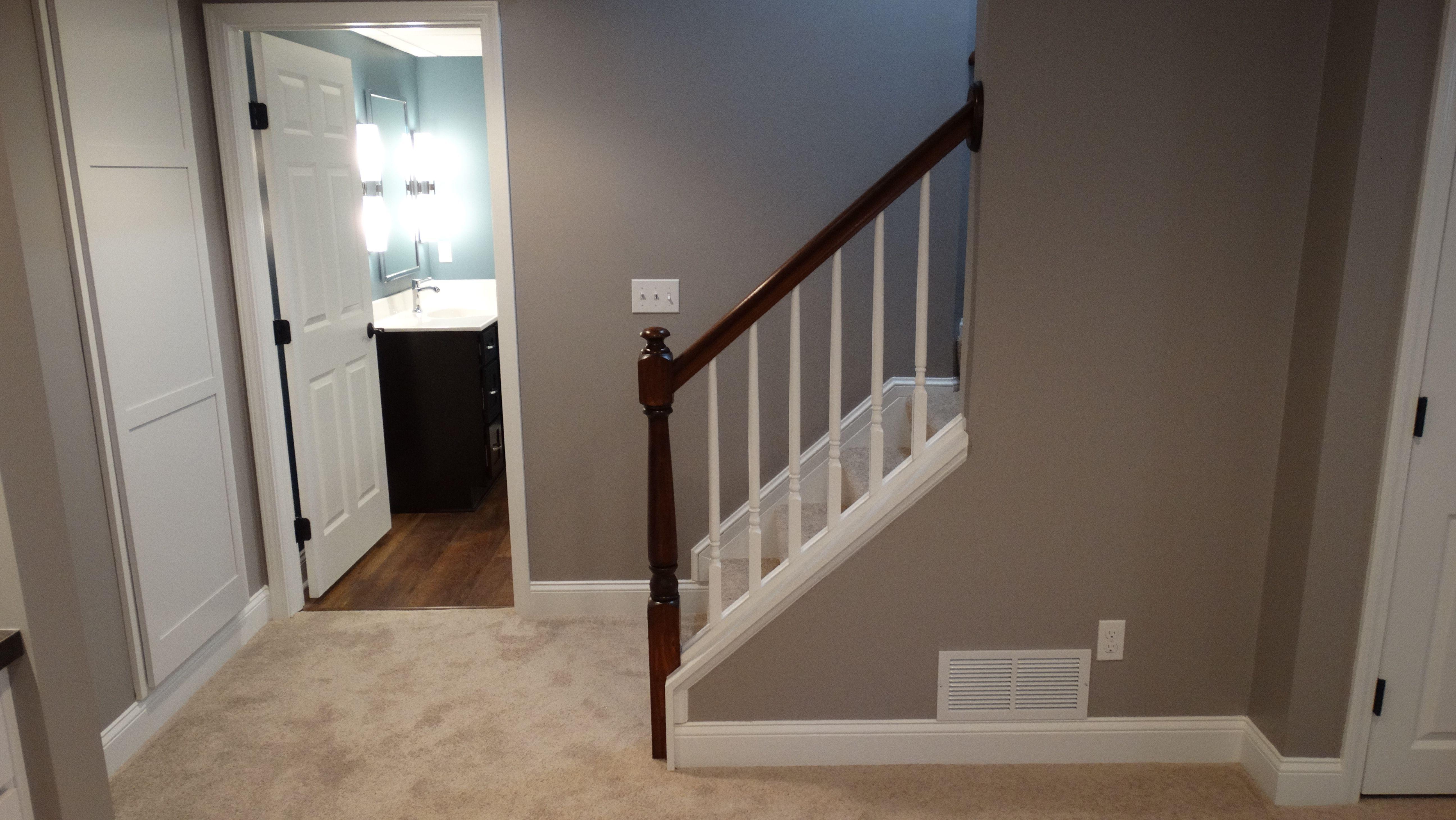 #Basement Finish  #basementremodel #remodel #remodeling #cle #after #designbuild #basementideas