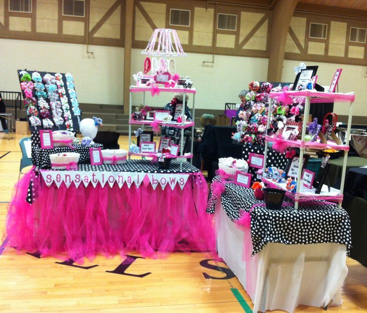 Craft Show Booth 8x10 Indoor Craft Show Display Craft