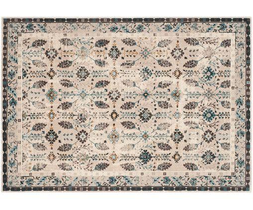 Teppich kaden türkis teppiche und braun