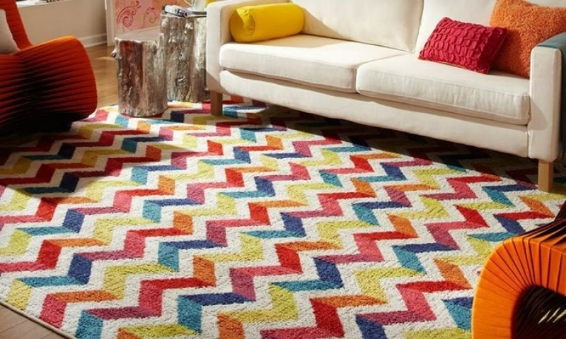 Groupon Rugs Minimalist Mohawk Home Hypoallergenic Goods