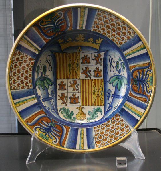 Museo Della Ceramica Di Deruta.Museo Della Ceramica Medievale E Rinascimentale Viterbo