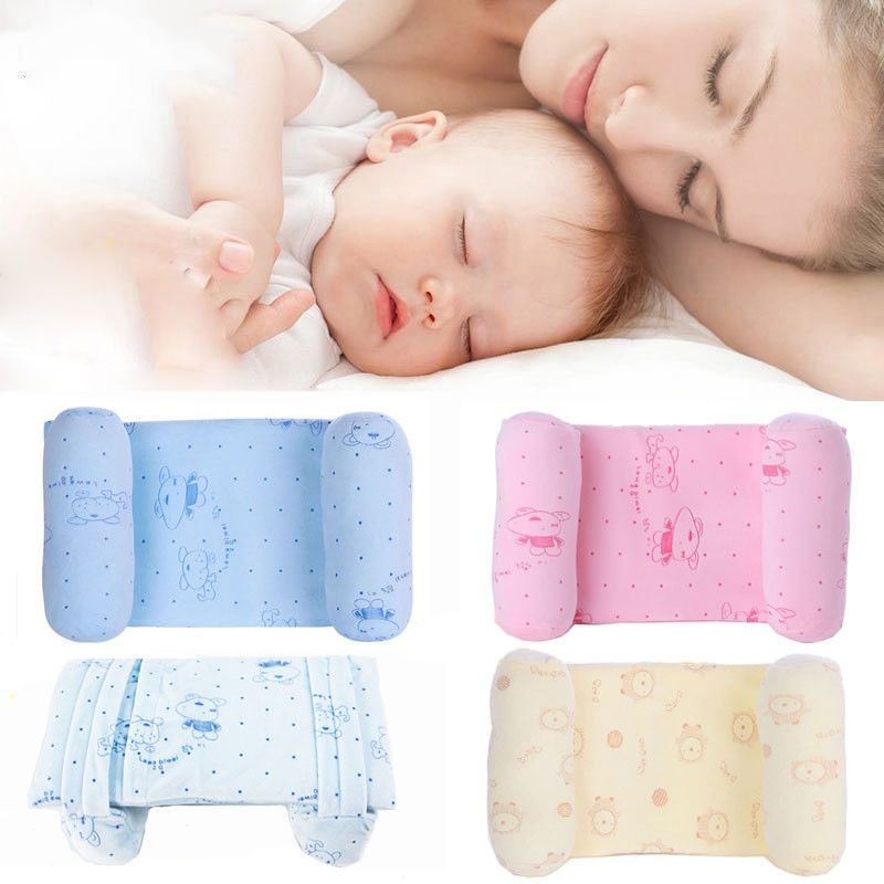 Baby Anti Roll Pillow Angels.Care Baby Sleep Positioner