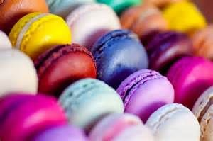 Macarooning colors