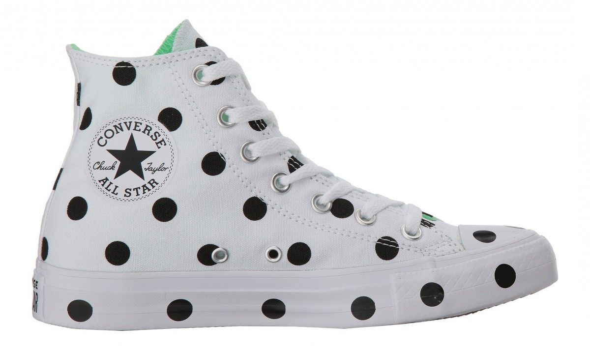 Converse Chuck Taylor All Star Ox Kent Wash Black Women/'s Trainers Clearance