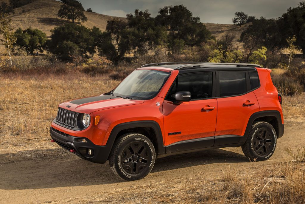 Jeep's Boss Shares More on Planned SubRenegade CUV Wide