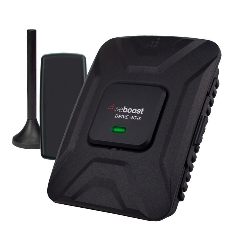 Weboost Drive 4g X Cell Phone Booster Kit 470510 Cell Phone Booster Cell Phone Signal Signal Boosters